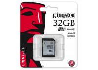 Memoria Kingston SD 32GB HC