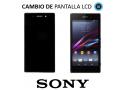 Servicio Cambio de Pantalla Sony Z1 Compact