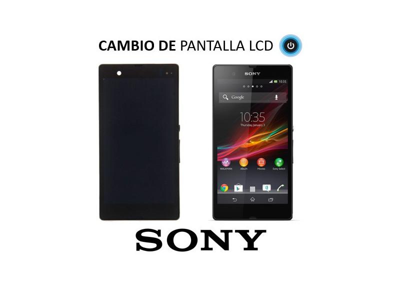 Cambio de Pantalla Sony Xperia Z