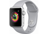 Apple Watch 38mm Series 3 - Silver White