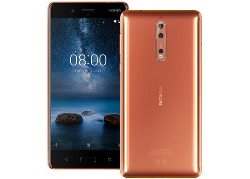 Nokia 8 64GB - Cobre