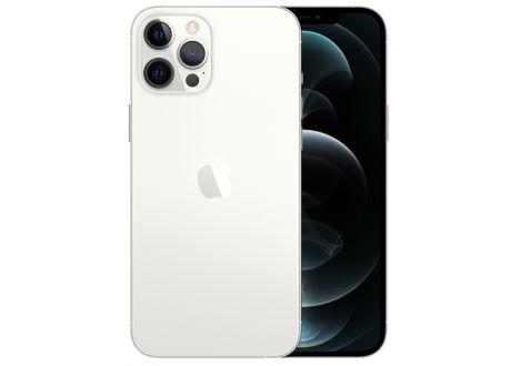 Apple iPhone 12 Pro 128GB DUAL SIM - Silver, Nuevo, Sellado