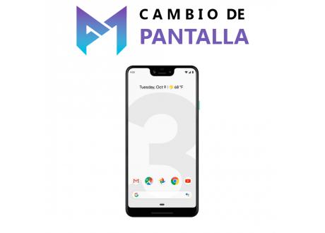 Cambio de Pantalla Google Pixel 4