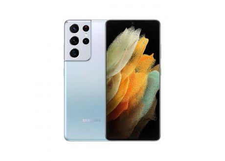 Samsung Galaxy S21 Ultra 5G 128GB 12GB RAM - Plateado