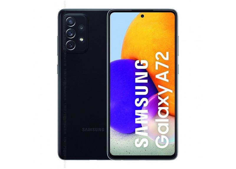 Samsung Galaxy A72 4G 128GB Internos 6GB RAM - Negro