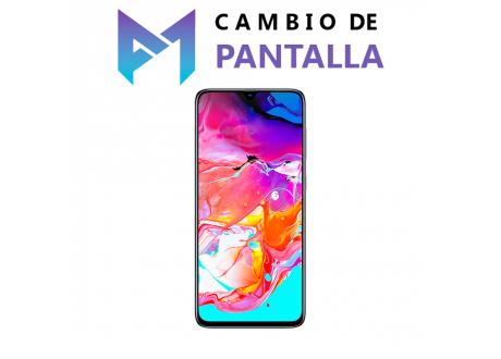 Cambio de Pantalla Samsung Galaxy A52