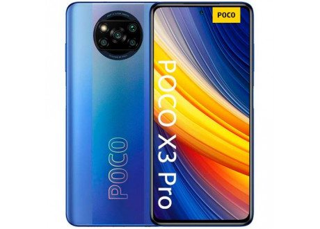 POCO X3 Pro 256GB Internos 8GB RAM - Azul