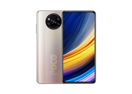 POCO X3 Pro 128GB Internos 6GB RAM - Bronce
