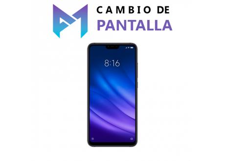 Cambio de Pantalla Xiaomi Mi Note 10, Note 10 PRO