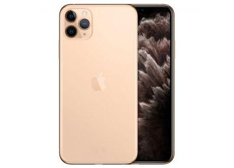 Apple iPhone 11 Pro Max 64GB CPO - Gold + Airtags (1 Un)