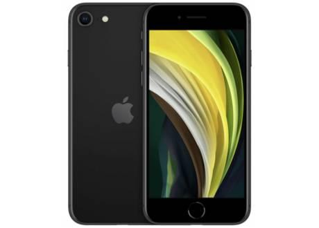 iPhone SE 2020, 64GB - Negro (OpenBox)