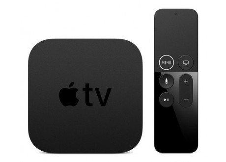Apple TV 4k Primera Generación 64GB - Negro