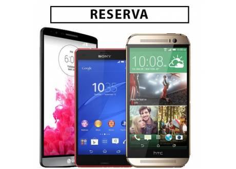 Reserva tu Smartphone