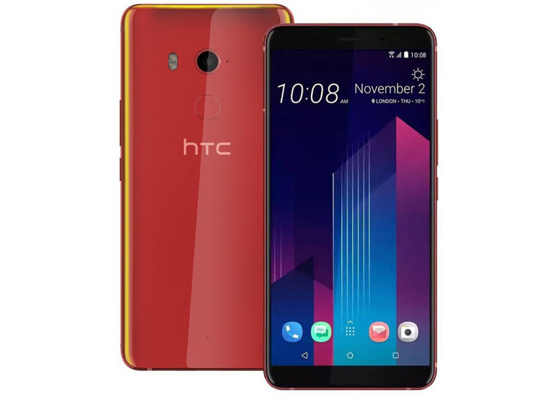 HTC U11 Plus - Solar Red