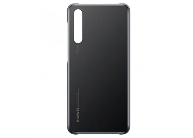 Carcasa Huawei P20 PRO, Silicona Negra