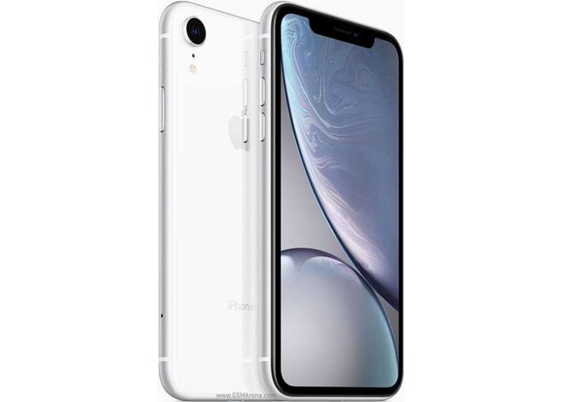 Apple iPhone XR, Color Blanco