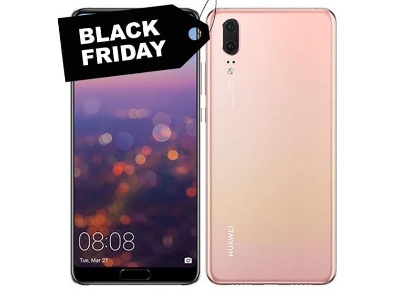 Huawei P20 - Pink Gold