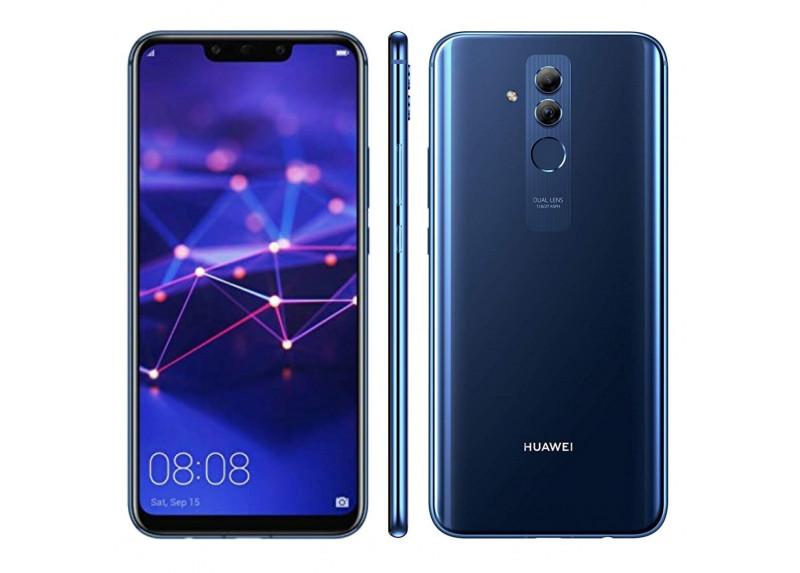 Huawei Mate 20 Lite 64GB, 4GB RAM - Azul