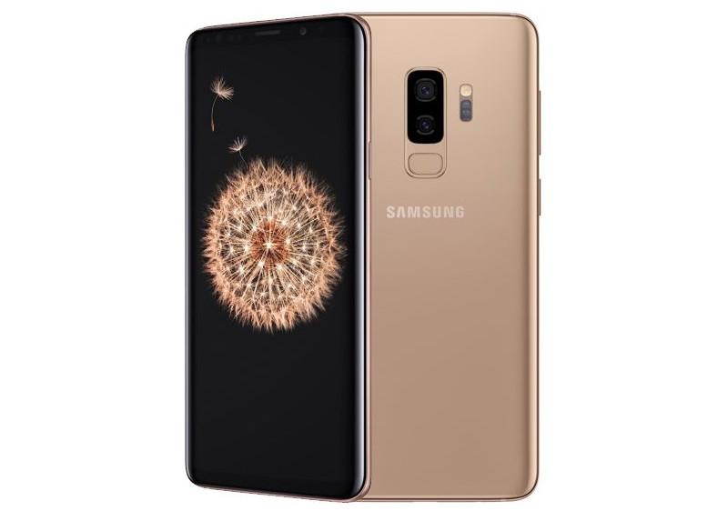Samsung S9 Plus - Gold