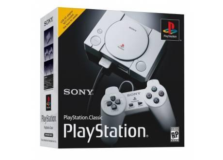 PS Classic Classic Edition, Consola de VideoJuegos