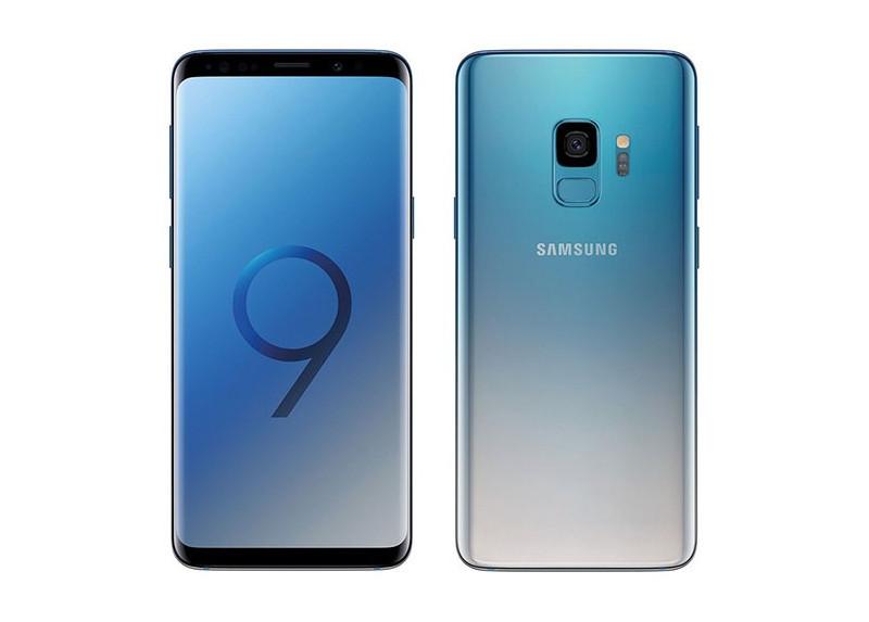Samsung S9 Polaris Blue