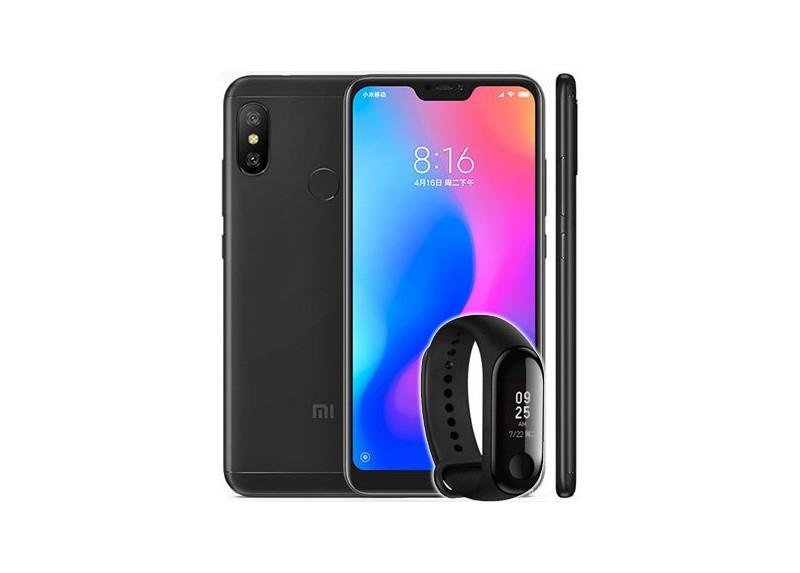 Xiaomi Mi A2 Lite 64GB, Mas Mi Band 3