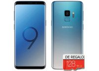 Samsung S9 Polaris Blue