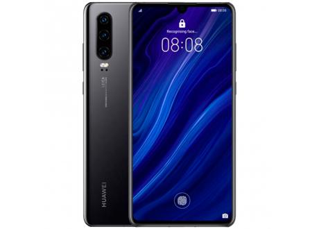 Huawei P30 128GB - 6GB en RAM - Negro