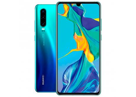 Huawei P30 128GB - 6GB en RAM - Aurora