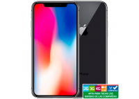Apple iPhone X 64GB - Negro