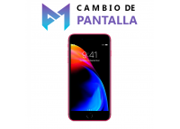 Cambio de Pantalla iPhone 8