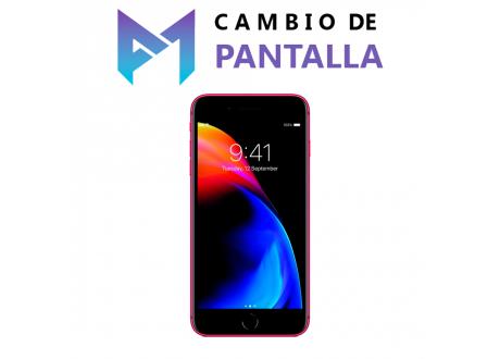Cambio de Pantalla iPhone 8 Plus
