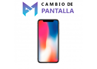 Cambio de Pantalla iPhone X...