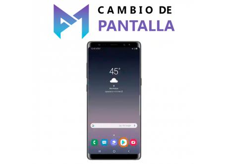 Cambio de Pantalla Samsung Galaxy Note 8