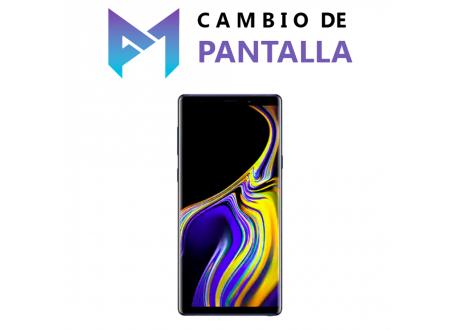 Cambio de Pantalla Samsung Galaxy Note 9