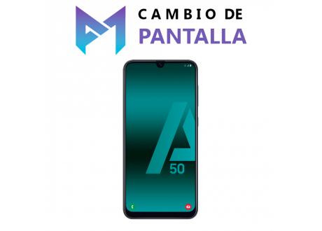Cambio de Pantalla Samsung Galaxy A50