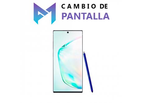 Cambio de Pantalla Samsung Galaxy Note 10 Plus