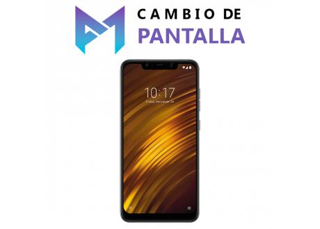 Cambio de Pantalla Xiaomi Pocophone F1