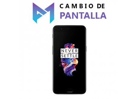 Cambio de Pantalla OnePlus 5