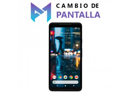 Cambio de Pantalla Google Pixel 2 XL