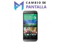 Cambio de Pantalla HTC One M8
