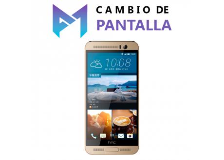 Cambio de Pantalla HTC One M9 Plus