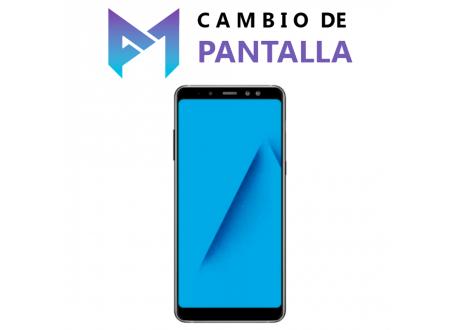 Cambio de Pantalla Samsung Galaxy A8 2018