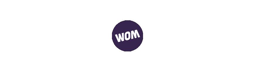 Equipos Compatibles con WOM
